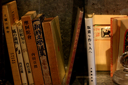 アンキさんの作品は物語の挿絵や本の装丁でも知られています