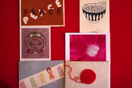 peace card 2011,その2