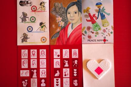peace card 2011,その3