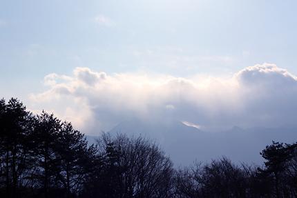 2012年元旦 甲斐駒ヶ岳