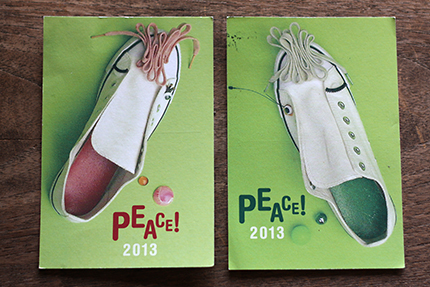 peace card 2013 その3