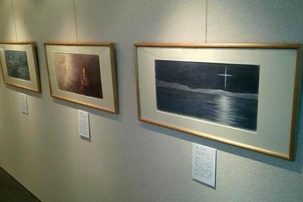 『聖書ものがたり絵本』全四巻完結記念ー小林豊原画展・聖書の世界を旅する