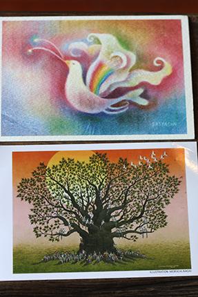 peace card 2014 その9