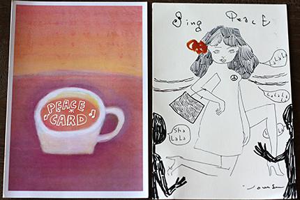 peace card 2014 その10