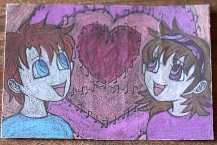 peace card 2014 その14