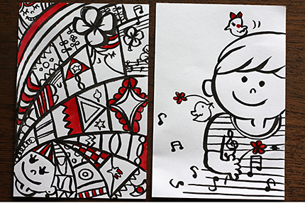peace card 2014 その20