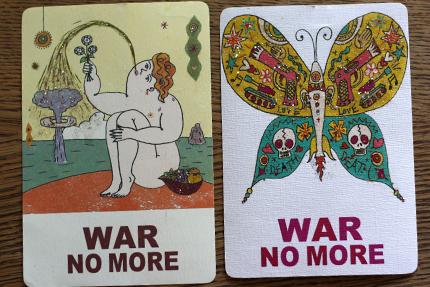 peace card 2015 その8