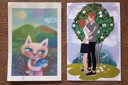 peace card 2016 その10