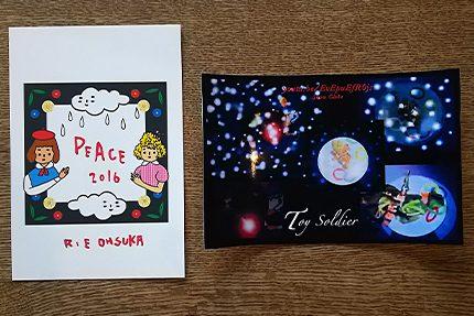 peace card 2016 その3