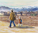 風をえがく 小林豊展 絵本原画と日本画